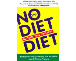The No Diet Diet Book