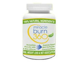 Miracle Burn 360 diet pills