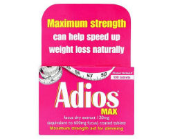 Adios diet pill review