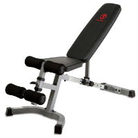 Marcy Adjustable Utility Bench - SB510 review