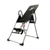 Inversion Table Pro Deluxe Fitness Chiropractic Table Exercise Back Reflexology review
